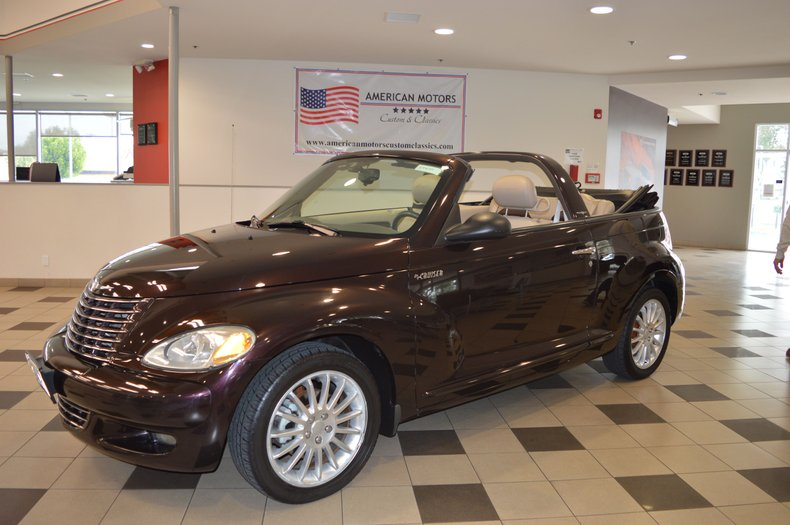 2005 Chrysler PT Cruiser Dream Cruiser