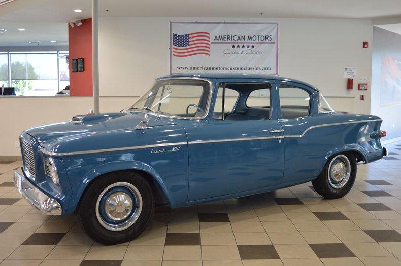 1960 Studebaker Lark V8