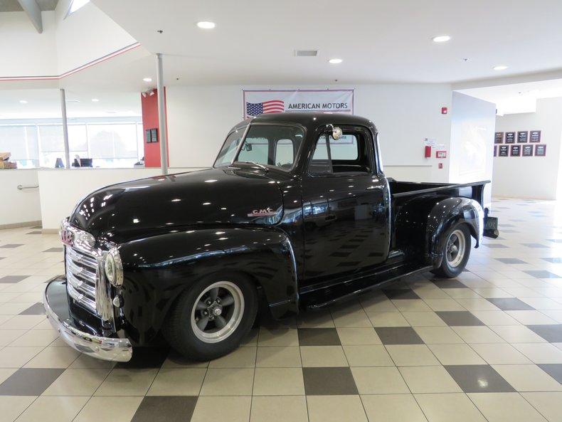 1953 GMC 5-Window Pickup