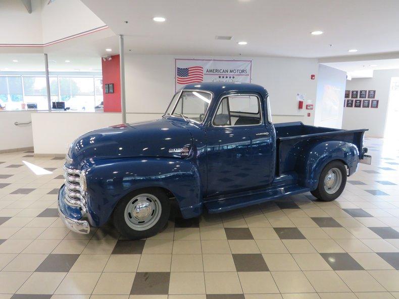 1953 Chevrolet 5-Window Pickup