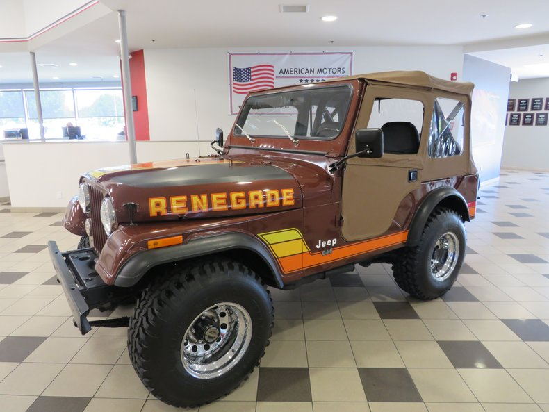 1976 Jeep Renegade