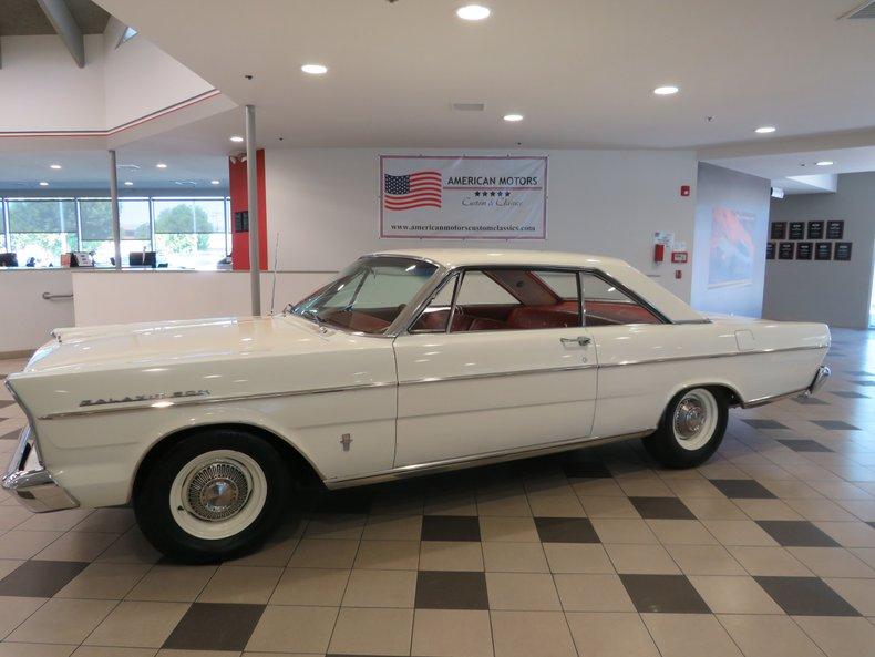 1965 Ford Galaxie Z Code 390 V8