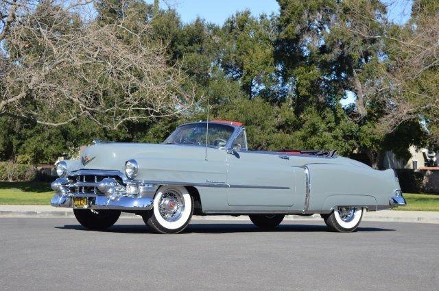 1953 Cadillac Series