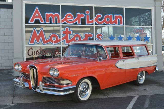 1958 Edsel Villager