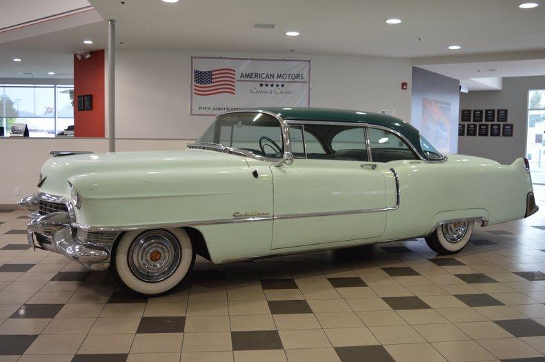 1955 Cadillac Series