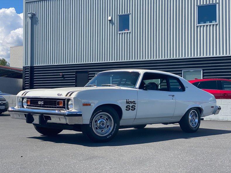 1974 Chevrolet Nova SS