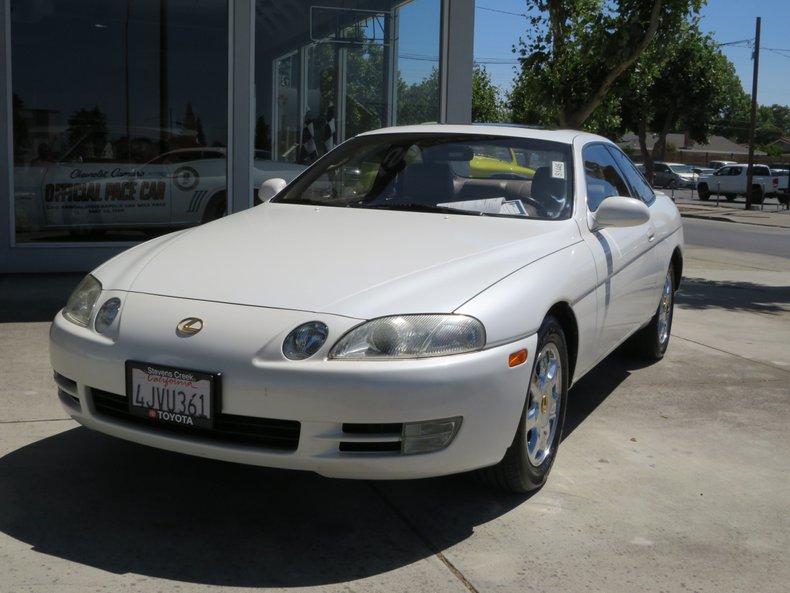 1995 Lexus SC400