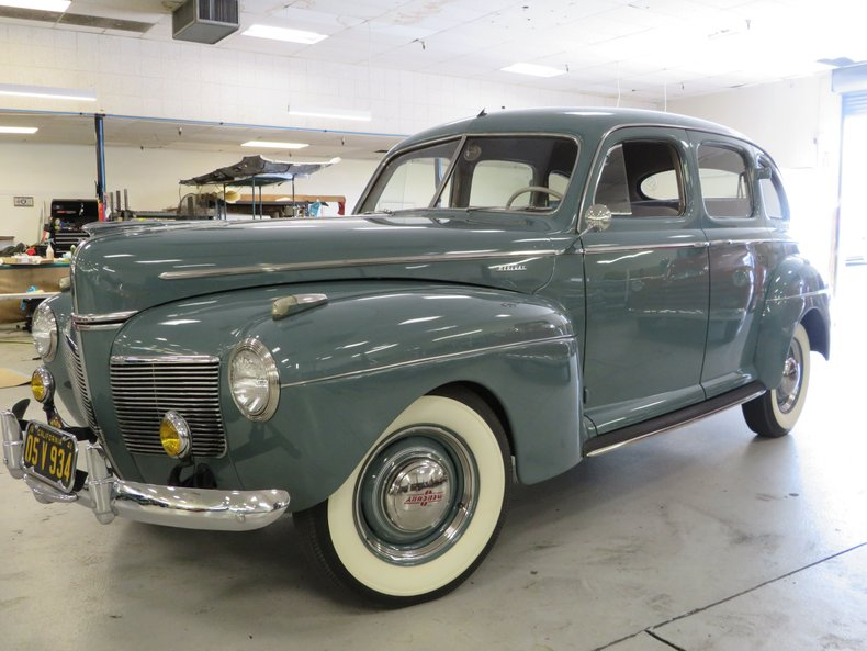 1941 Mercury Sedan