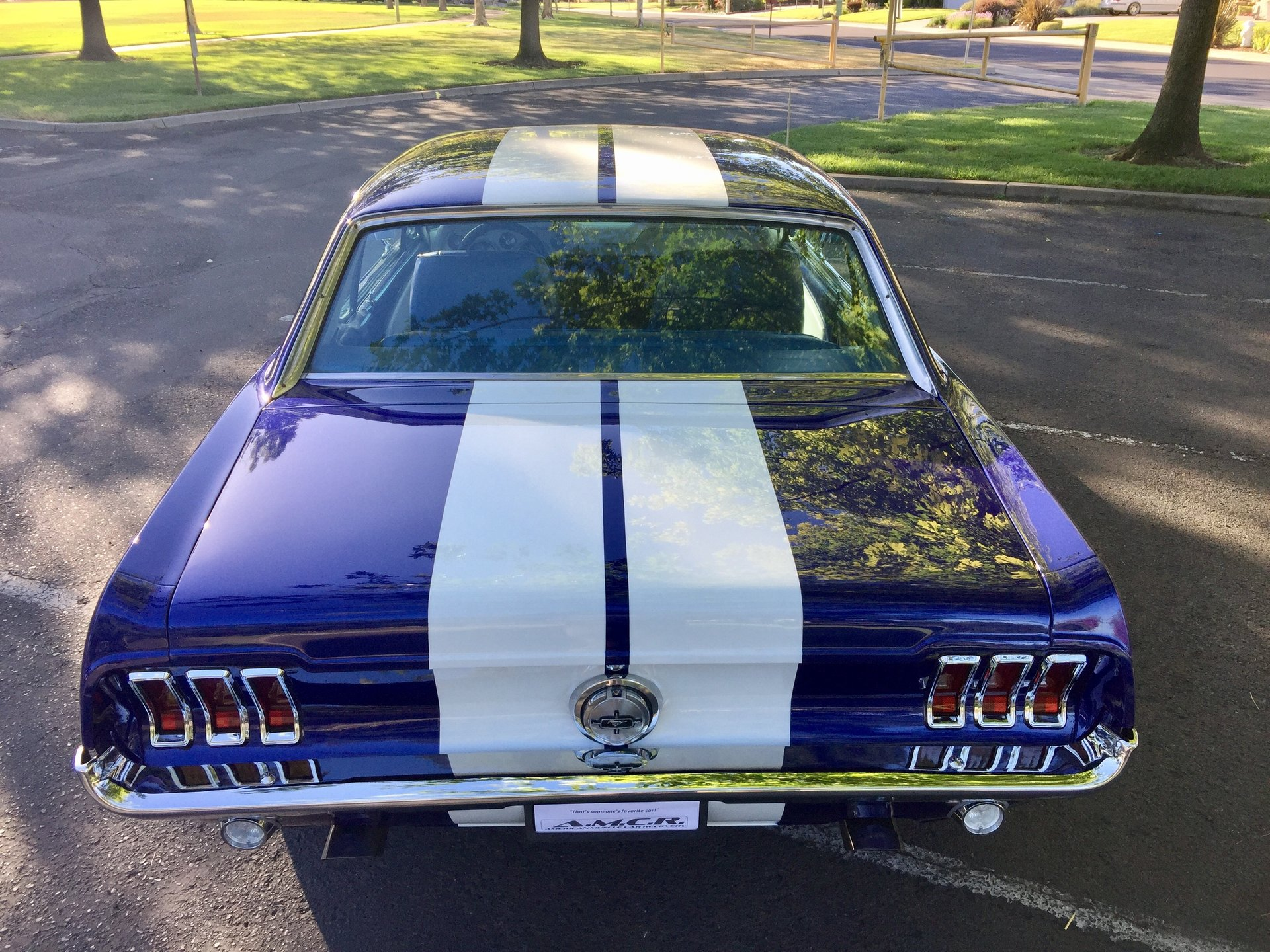 1967 Ford Mustang | American Muscle Car Recovery