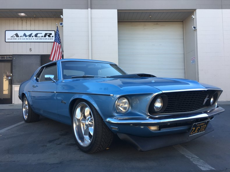 1969 Ford Mustang For Sale