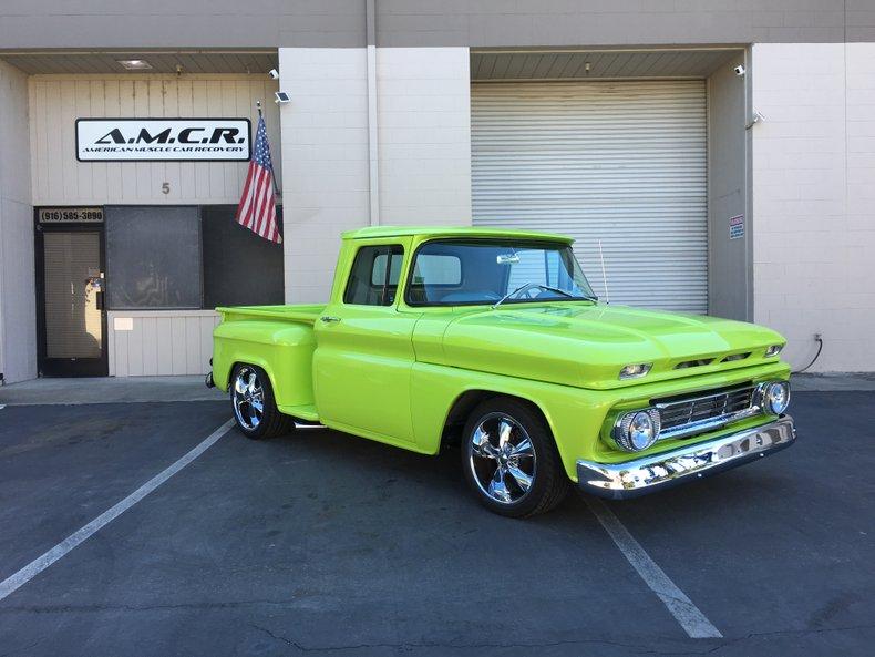 1962 Chevrolet C10 For Sale