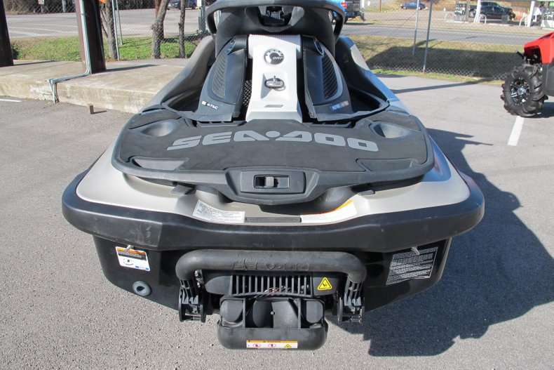 Sea Doo Vehicle