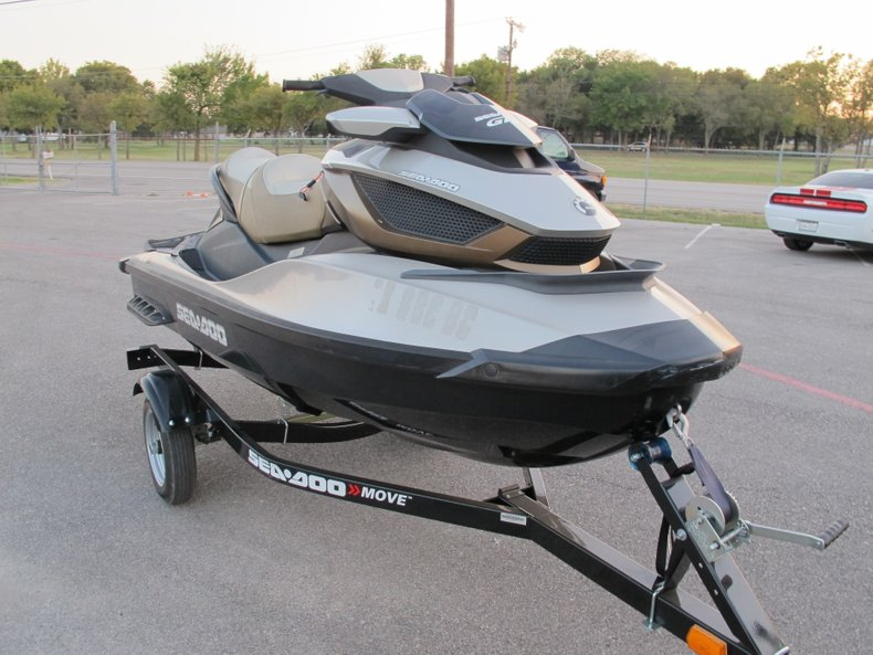 2009 Sea Doo GTX 255 Limited