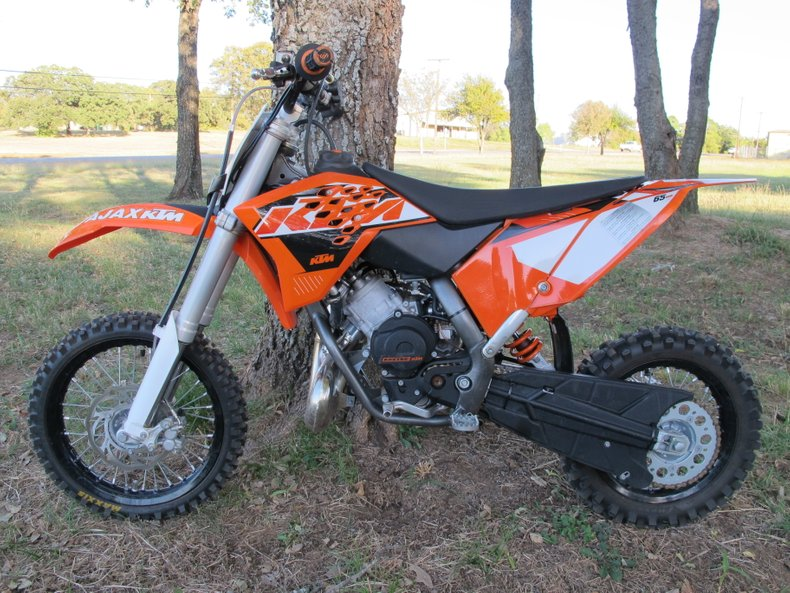 KTM Vehicle