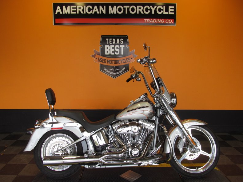2005 Harley-Davidson CVO Fat Boy