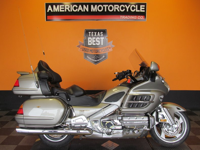 2003 Honda Gold Wing