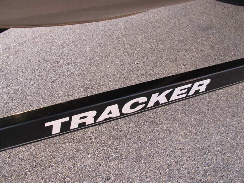 Tracker Vehicle