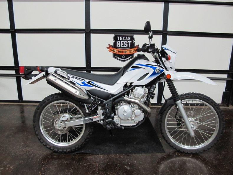 2012 Yamaha XT250 Dual Sport