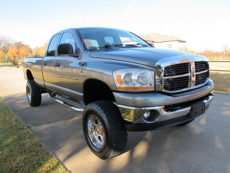 2006 Dodge 3/4 Ton Pickup