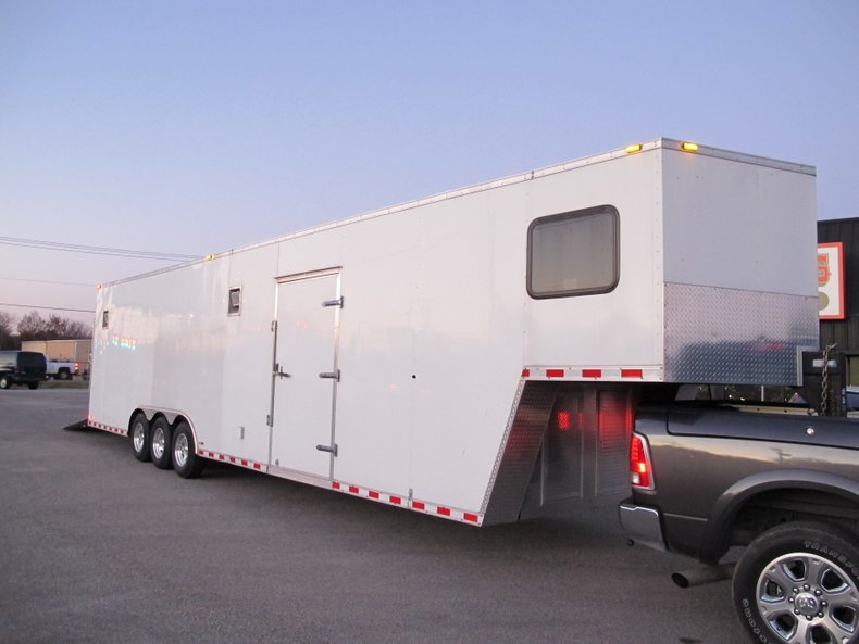 2011 Forest River Cargomate Race Hauler