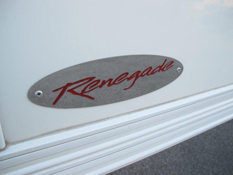 Renegade Vehicle