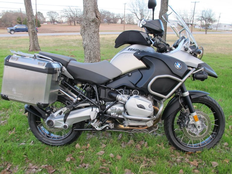 2007 BMW GSA ADVENTURE