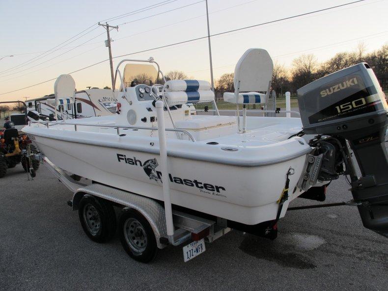 Fish Master Vehicle