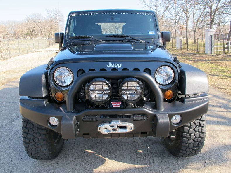 2013 Jeep Rubicon AEV Brute 5.7 HemiTexas Best Used ...