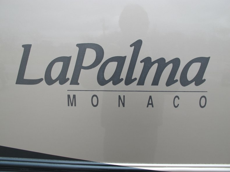 Monaco Vehicle