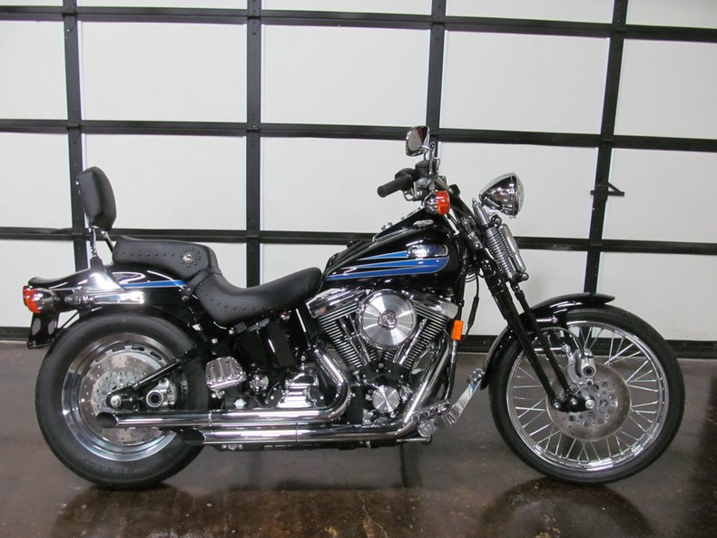 1997 Harley-Davidson Softail Bad Boy