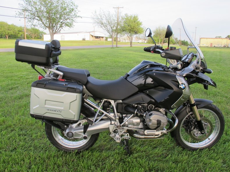 2011 BMW GS Low