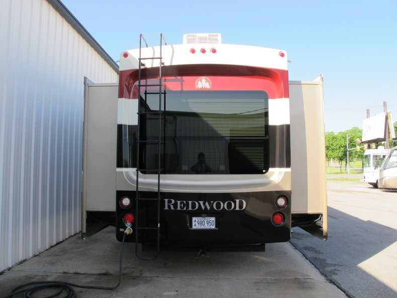 Redwood Vehicle