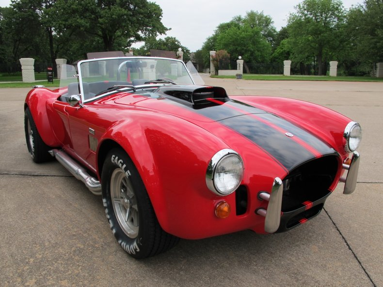 1965 A/C Cobra 427 Coupe