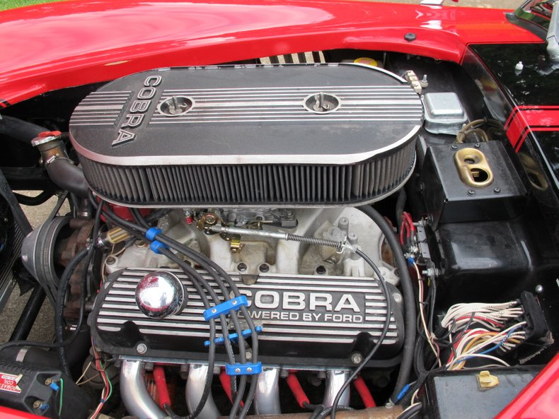 A/C Cobra Vehicle