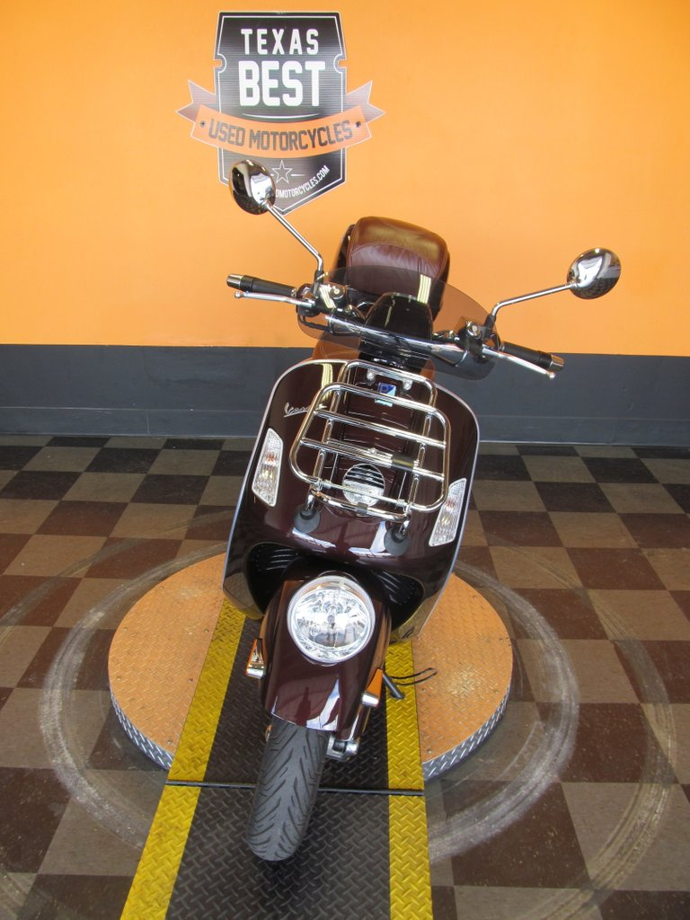 Vespa Vehicle