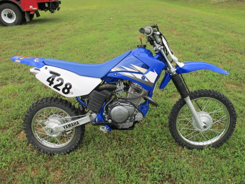 2005 Yamaha TT 125 Electric start