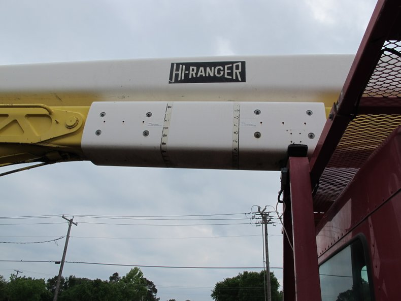 High-Ranger Utility Vehicle