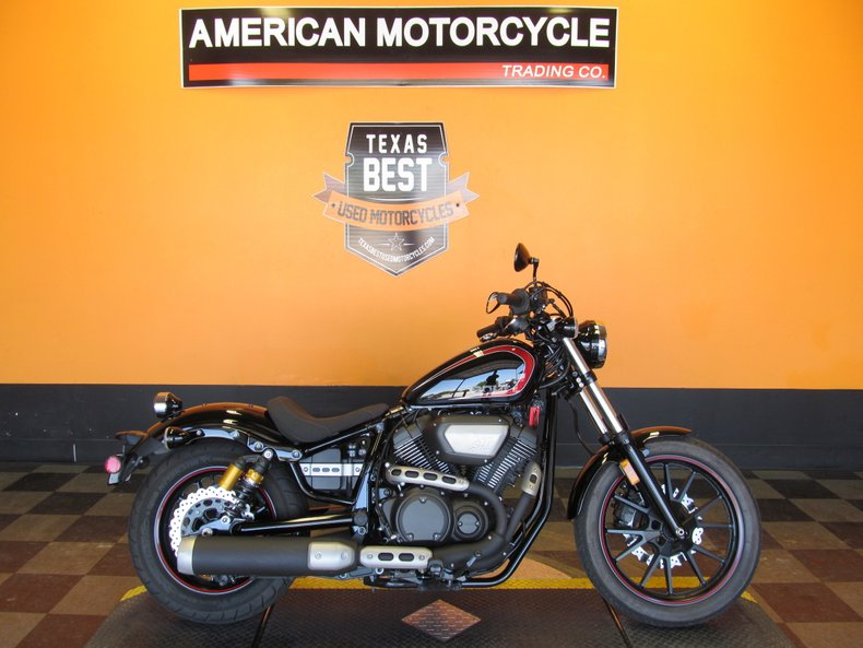 2015 Yamaha Star Bolt R