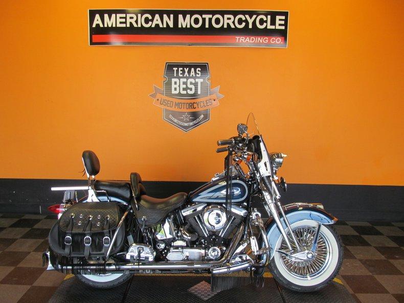 1999 Harley-Davidson Softail Heritage Springer
