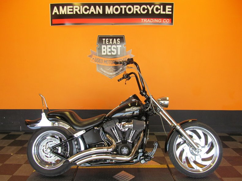 2008 Harley-Davidson Softail Night Train