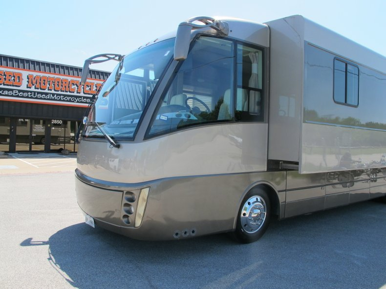2008 Rexhall Aerbus M375RBTexas Best Used Motorcycles - Used