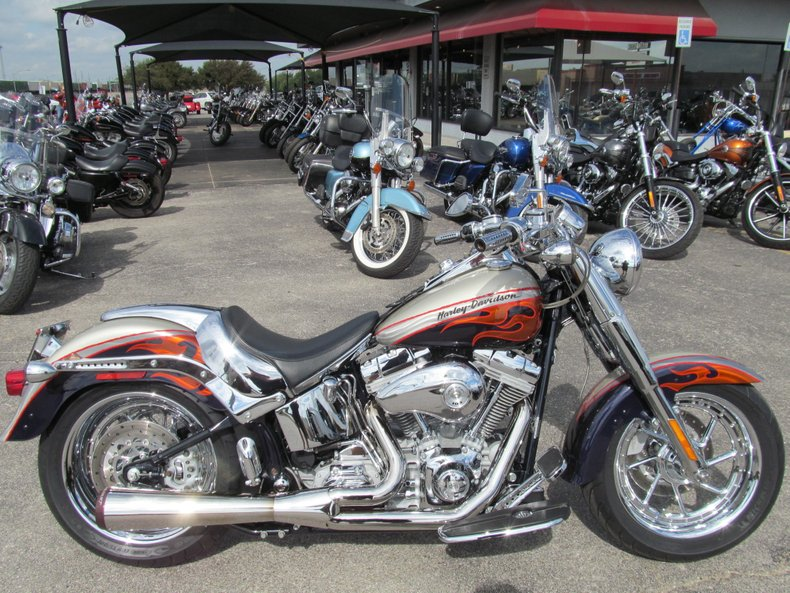 2006 Harley-Davidson CVO Fat Boy