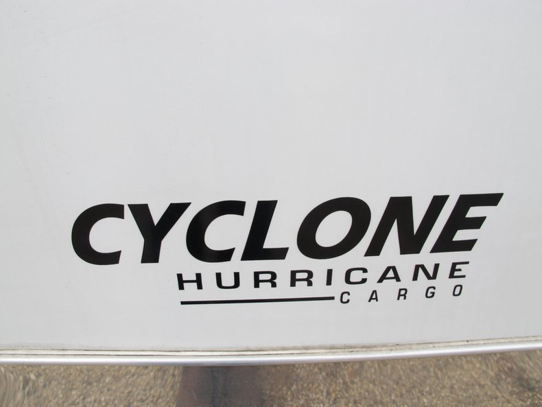 Cyclone Hurricane Vehicle