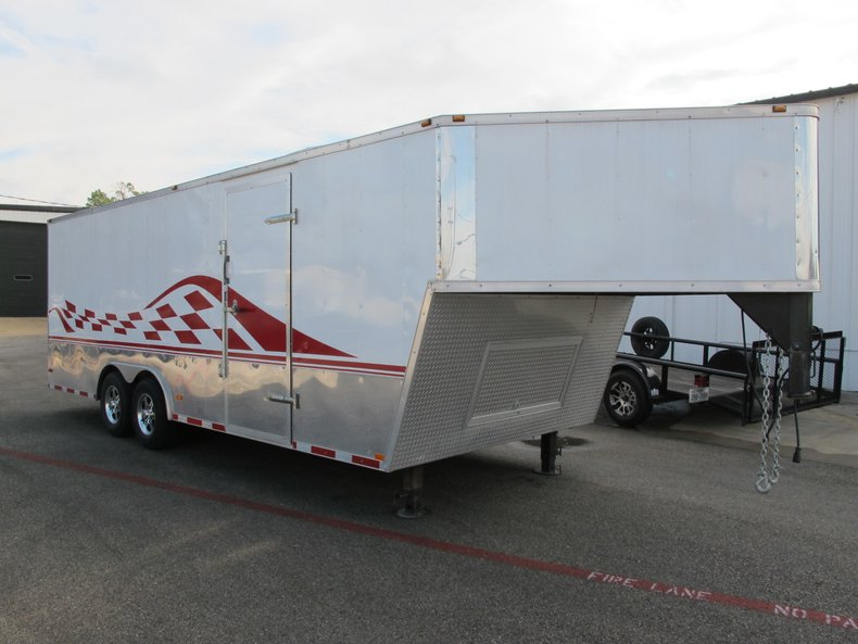 2011 Cyclone Hurricane Car hauler