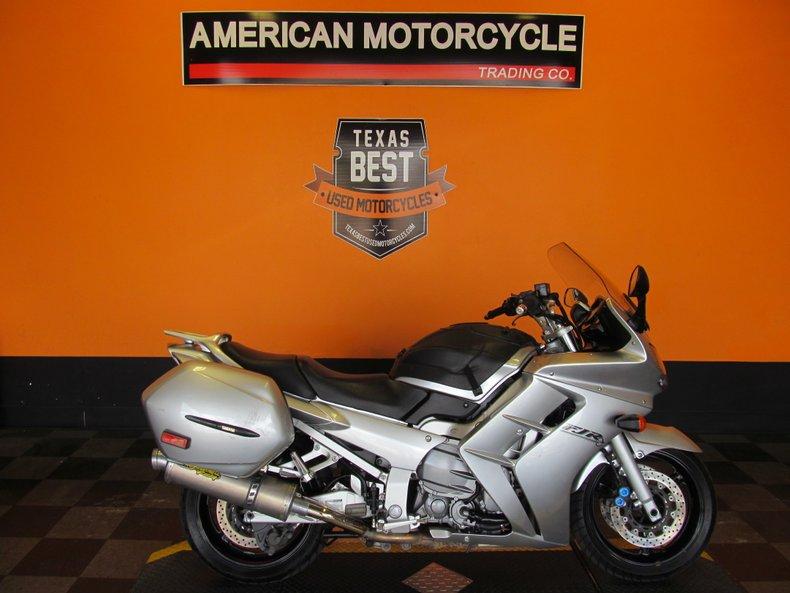 2003 Yamaha FJR1300