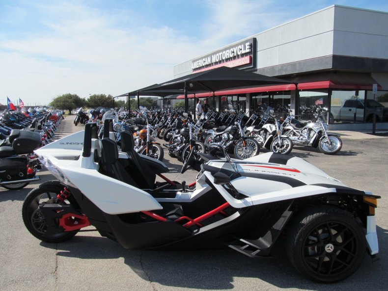 2016 Polaris Sling Shot SL