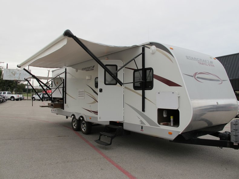 2013 Starcraft Travel Star 309 BHS bunkhouse