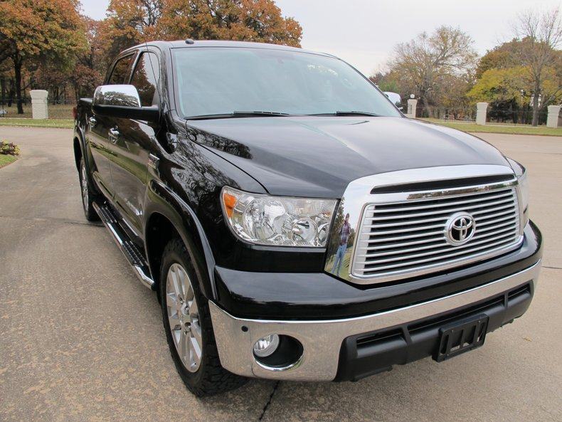 2012 Toyota Tundra Platinum For Sale