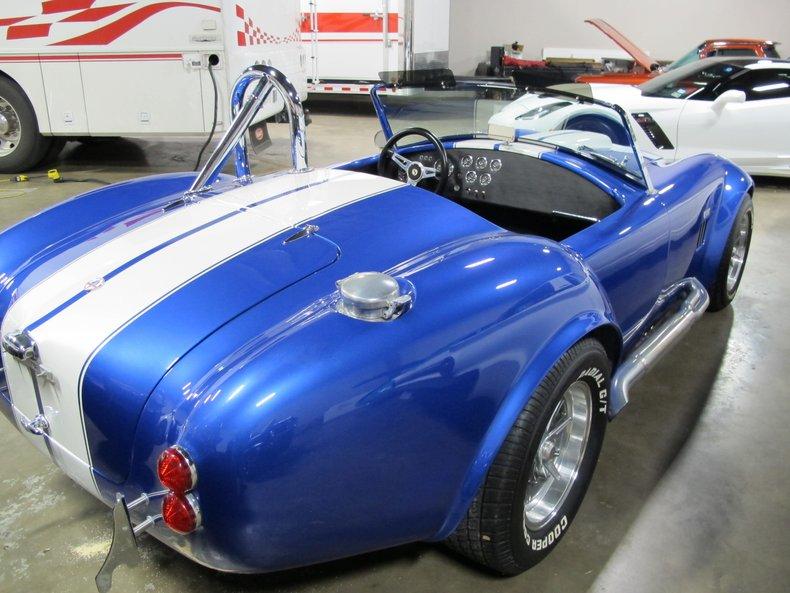 A/C Cobra Vehicle