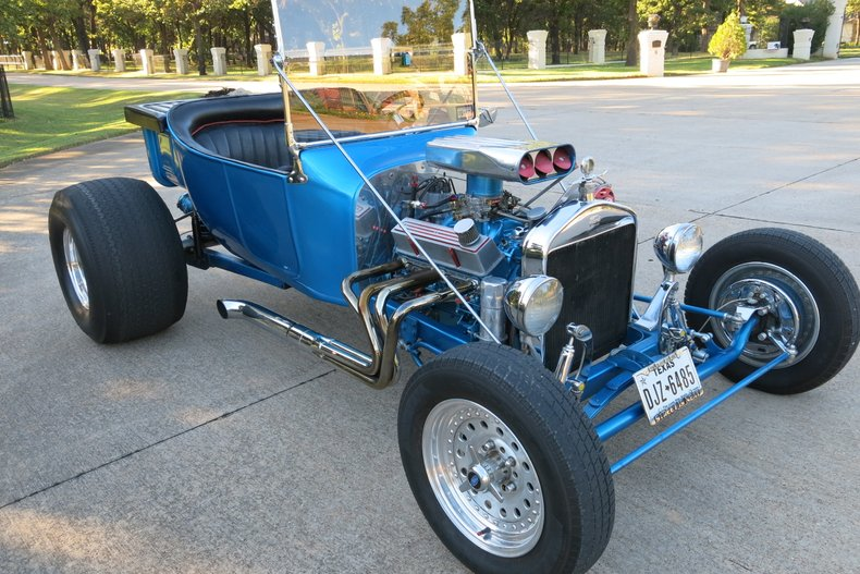 1929 Ford T Bucket Recreation